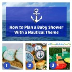 How to Plan a Baby Shower With a Nautical Theme