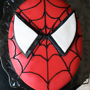 Spider Man Birthday Cake Bam! Plan a Superhero Bachelorette Party