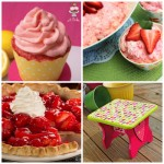 Berry Sweet! Summer Crafts and Recipes for National Strawberry Month