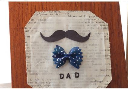 dad card 15 Fathers Day Crafts for Kids to Make for Their #1 Man