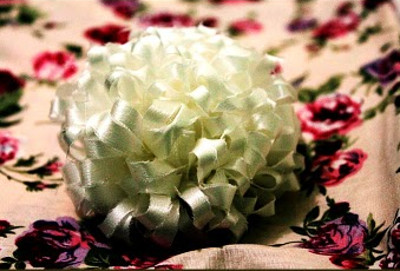Silky Chrysanth Brooch