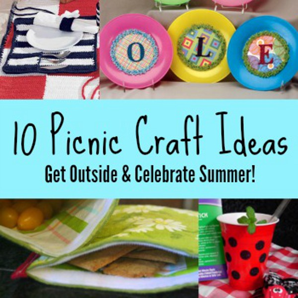 10 picnic craft ideas to help you celebrate summer