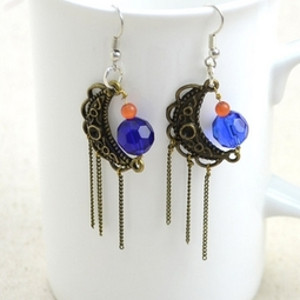 Mystical Galaxy Earrings