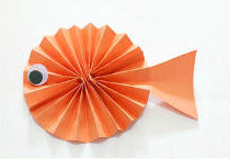 Funny Fish Paper Crafts