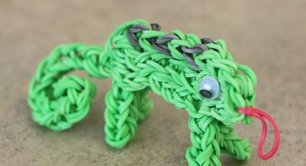 8 Adorable Rainbow Loom Animals Your Kids Will Adore