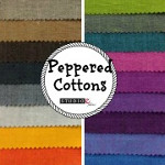 Peppered Cottons Fat Quarter Collection