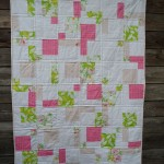 15 Disappearing Nine Patch Quilts for Summer