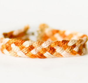Tightly Woven Friendship Bracelet