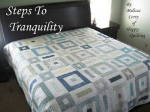 Steps to Tranquility Quilt