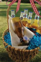 Beer Bottle Holder jpg1 10 Picnic Craft Ideas To Help You Celebrate Summer