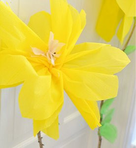 Crepe Paper Flowers 15 Paper Crafts Your Kids Have to Try