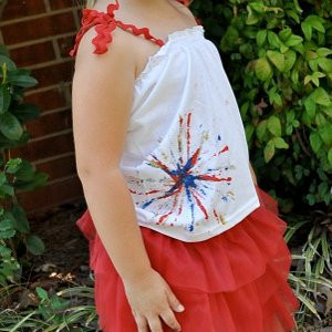 Firework Tops for the Fourth 15 Fun 4th of July Crafts Your Kids Will Love
