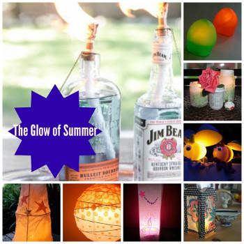 Glow of Summer The Glow of Summer: Fun Lantern Crafts
