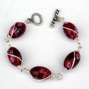The Bewitching Wire Wrapped Bracelet