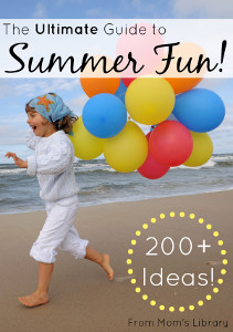 Ultimate Guide to Summer Fun  10 Thrifty Recycled Crafts for Summer Fun