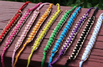 Chained Together Friendship Bracelets
