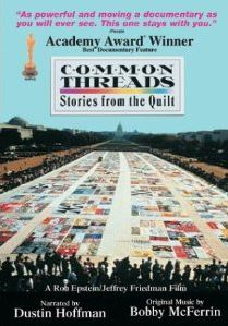 common threads FaveQuilts Top Five Quilt Films and Documentaries