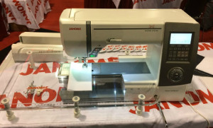 iqf JANOME Rosemonts International Quilt Festival: Trends & Hot Topics