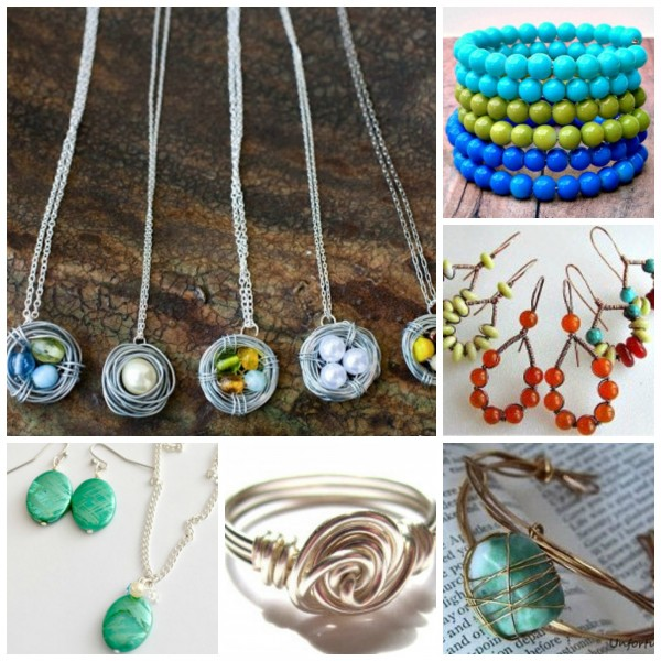 6 Summer Waves of Wire Work: How to Make Wire Jewelry