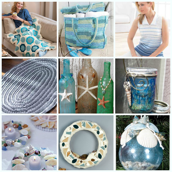 Crafts Ahoy Diy Nautical Decor And More