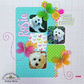 Dog Days Scraps Pic Dog Days of Summer: Dog Themed Papercrafting Inspiration