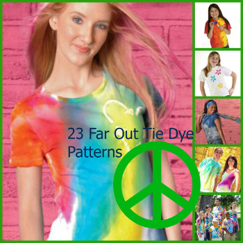 Far Out Tie Dye Patterns 23 Far Out Tie Dye Patterns