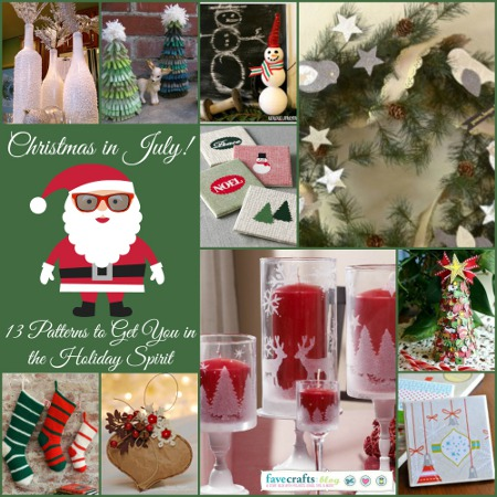 christmas in july Christmas in July!:  13 Patterns to Get You in the Holiday Spirit