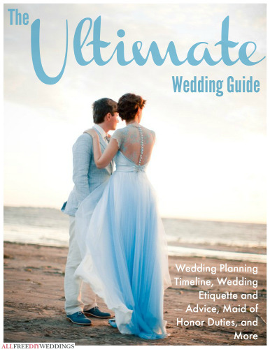 cover small The Ultimate Wedding Guide Free eBook