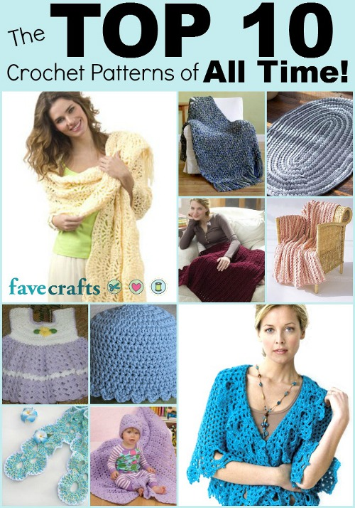 top10crochetpatterns
