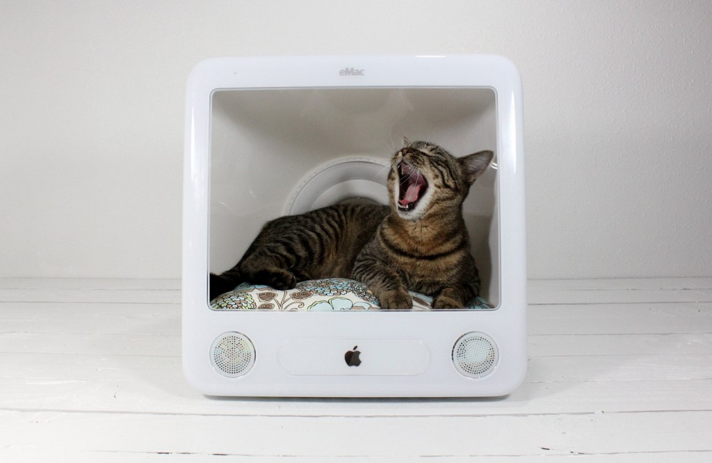16 Diy Dog Bed Projects Diy Cat Houses That Are The Cat S Meow