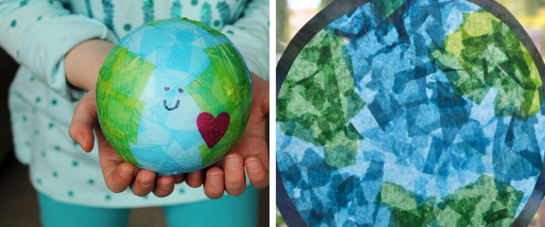 17 Earth Day Crafts for Kids