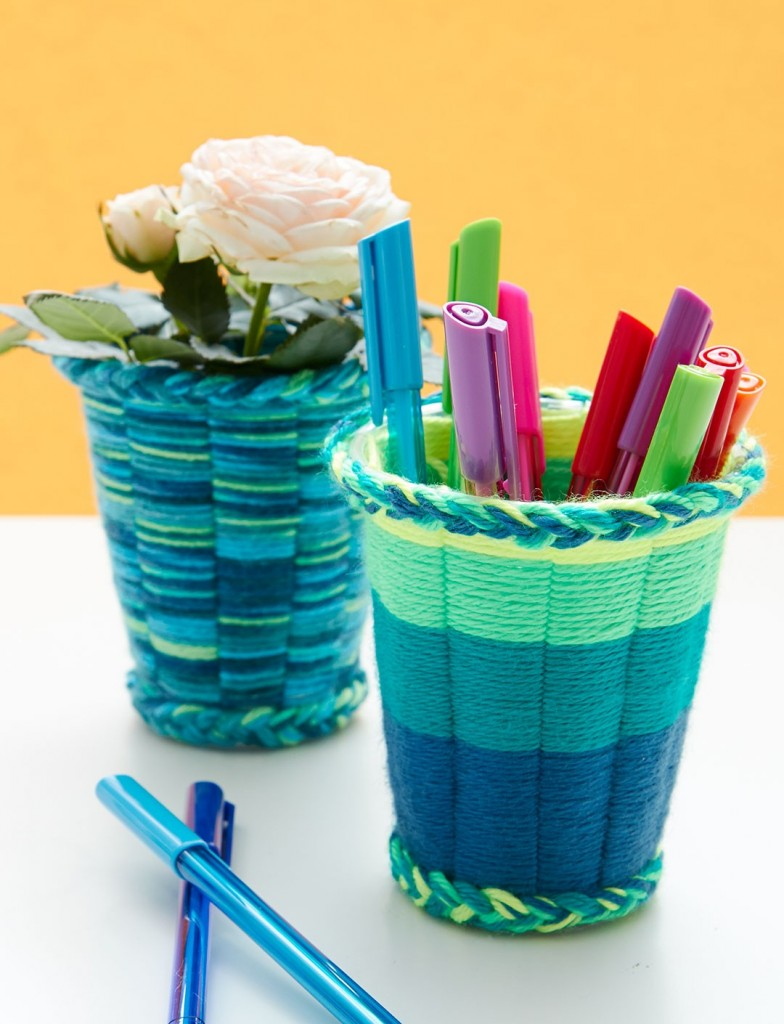 cup-weaving