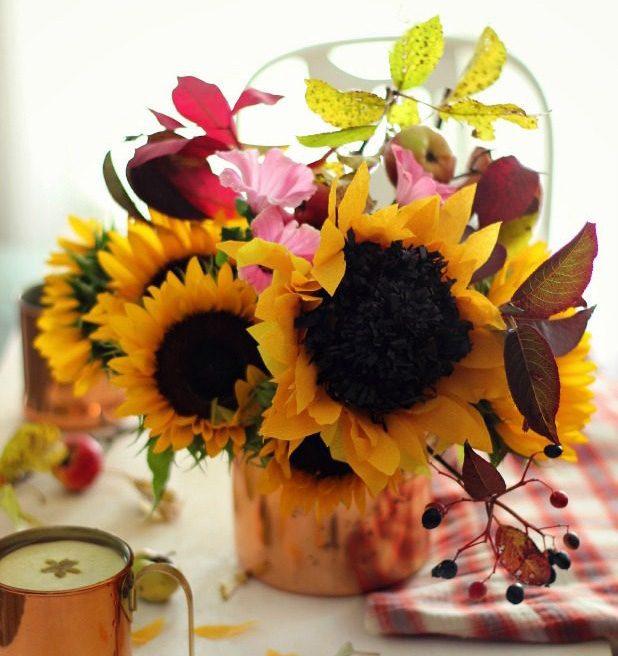 How To Make A DIY Flower: 7 Sunflower Craft Ideas