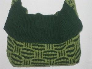 Asthore Bag. This image courtesy of knittichristi.files.wordpress.com.