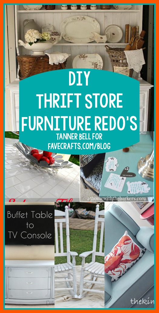 Diy Furniture Projects For The Thrifty Homeowner
