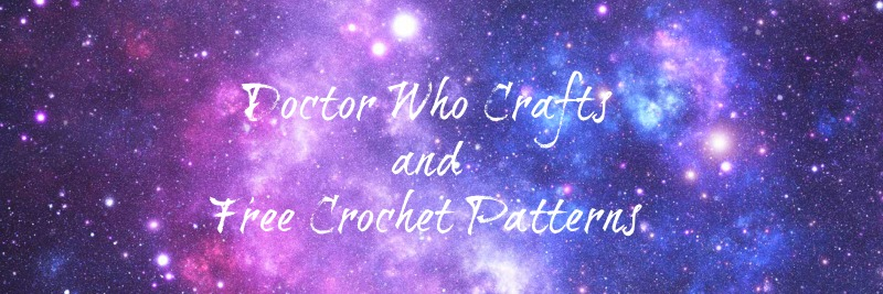 Doctor Who Crafts and Crochet