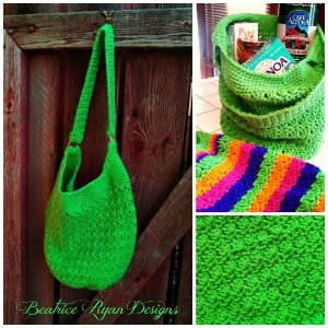 Amazing Grace Crochet Tote. This image courtesy of beatriceryandesigns.com.