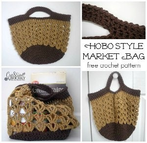 Hobo Farmers Market Bag. This image courtesy of cre8tioncrochet.com.