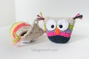Precious Owl Pouch. This image courtesy of 1dogwoof.com.