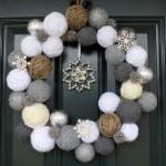 Yarn Snowball