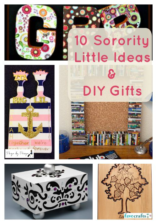 Sorority Gifts