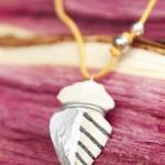 Easy Arrowhead Necklace