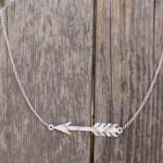 Paper Arrow Jewelry Set