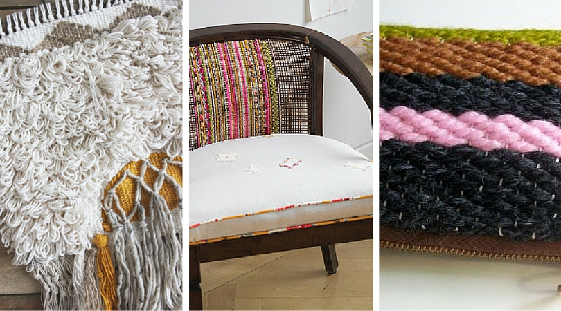Hot New Craft Trend Weaving And Tapestries Favecrafts