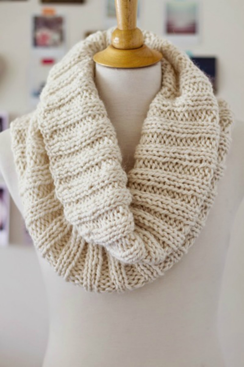 22 Easy Knitting Patterns for Beginners - FaveCrafts