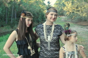 Flapper DIY Halloween Costumes