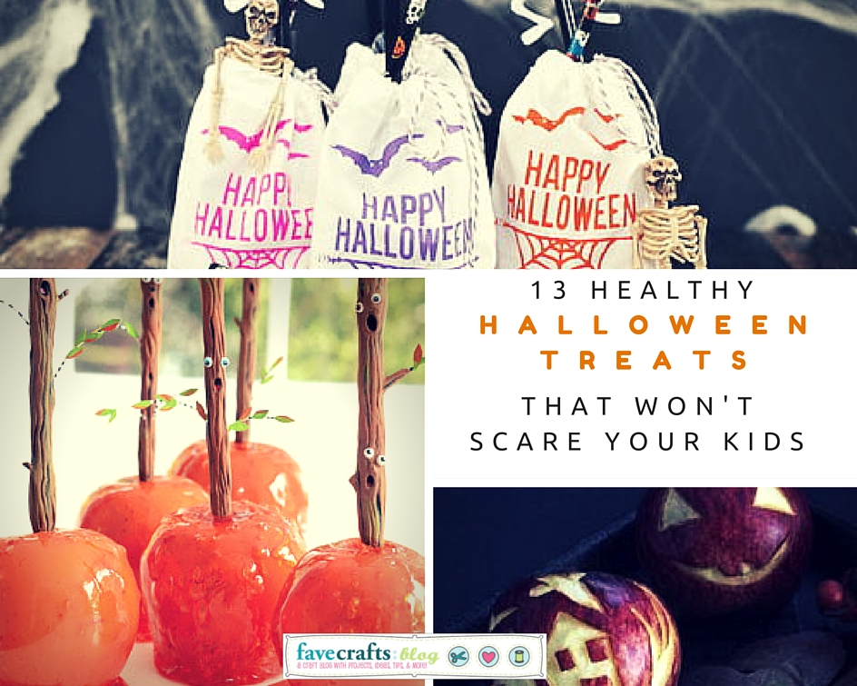 13 Halloween Candy Alternatives that Won't Scare Your Kids