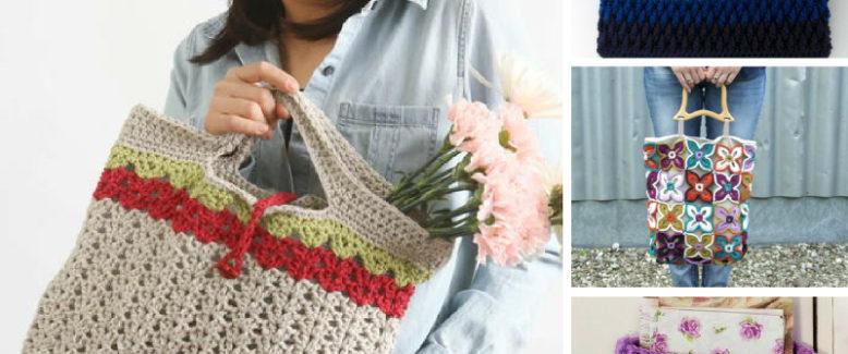 Our Favorite Crochet Bag Patterns