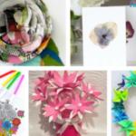 25+ Flower Crafts To Brighten Your Day-1