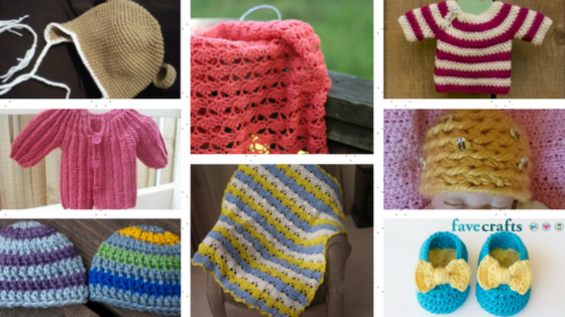 Best Yarn For Baby Patterns 3 Tips For Your Next Project Favecrafts